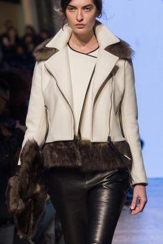 Fashion Haining at Milan Fall 2018 (Details)