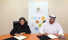 Community Development Authority, Union Coop support Mansoor bin Mohammed