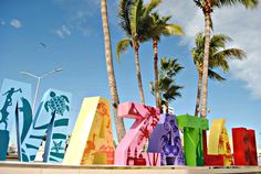 Places To Travel, Places To Visit, Church Stage Design, Outdoor Sculpture, Baja California, Honeymoon Destinations, Mexico Travel, Signage, Adventure