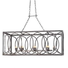 - Overview - Details - Why We Love It - Our hearts skipped a beat when we first came across this New Orleans linear chandelier. Take it from us, this photo doesn't do this beauty justice. The Deep Oce