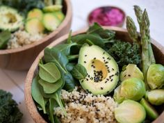 buddha bowl hummus Buddha Bowl, Honeydew, Hummus, Quinoa, Broccoli, Food And Drink, Lunch, Diet, Honeydew Melon