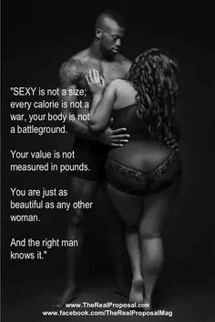 Sexy is not a weight, or a shape, or a size, or a gender. Sexy does not come from how big your boobs are, or how pretty your face is, or how feminine you choose to be. Sexy comes from connecting with your own hotness, your own sexualness, or own feeling of being gorgeous and alive.