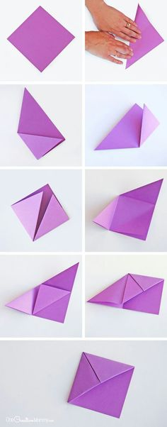 These minion bookmarks are really cute and your kids will surely love it. This bookmark craft is quick and easy to make. Here is a tutorial on how to make these minion bookmarks Diy Origami, Origami Paper, Diy Paper, Paper Crafts, Origami Boxes, Dollar Origami, Origami Ball, Oragami, Easy Crafts For Kids