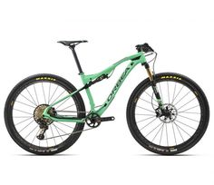 The Orbea Oiz M-LTD is born to win. We build it with Shimano XTR Di2 to create a bike that is intended for pedaling efficiency and maximum performance.