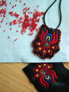 Paper Cutting, Folk Art, Collars, Tassels, Crochet Necklace, Jewelry Making, Textiles, Earrings, Products