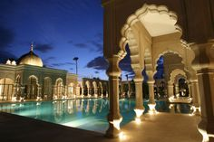 "Hello Moroccan Resort Palais Namaskar and welcome to my ""Travel Bucket List."""