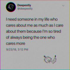 -Sad, deep, relatable quote about life and relationships. Sad, deep, relatable quote about life and relationships. deepestly See it Sad Life Quotes, Boy Quotes, True Quotes, Real Talk Quotes, Sad Relationship Quotes, Quotes Deep Feelings, Deep Sad Quotes, Sadness Quotes, Sad Texts