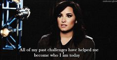 21 Inspiring Quotes By Demi Lovato In GIFs For Her Birthday   Gurl.com