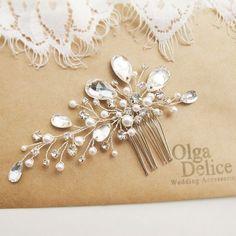 Гребень для невесты Даши))) #olgadelice