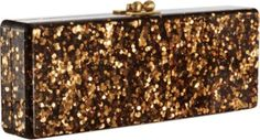 Flavia Geo Clutch by: Edie Parker Holiday Gift Guide - Zunera & Serena #fashionblog