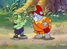 ♥ Gummibärenbande ♥ Bear Cartoon, Cartoon Art, Gummi Bears, Adventures By Disney, Cool Cartoons, Tigger, Childhood Memories, Walt Disney, Disney Characters