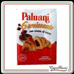 Paluani chocolate filled croissant, Capri Flavors 1012 Morrisville Pkwy, Morrisville, NC 27560, United States.
