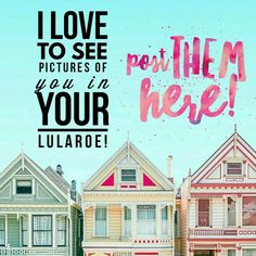 .  It all started with a pair of black leggings for me.  Great ideas for LuLaRoe!  Interested in shopping our VIP page, check out https://www.facebook.com/groups/LularoeAmyJarvinen/