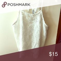 Spotted while shopping on Poshmark: Charlotte Russe Tank! #poshmark #fashion #shopping #style #Charlotte Russe #Tops