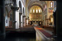 https://flic.kr/p/G9YZ7S | Budapest - Kassai tér - Church - 3 | Pictures by Björn Roose. Magyarország/Hungary, 2015.