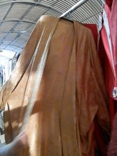 @ODWC sparkly cloak.