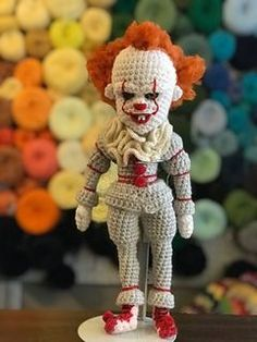 Pennywise the Dancing Clown by Allison Hoffman
