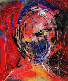 Milanda de Mont - Performance & Contemporary Abstract Artist - Performance
