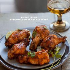 Mahogany-Glazed Chicken Wings