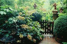 Ryan Gainey garden,  gorgeous  composition