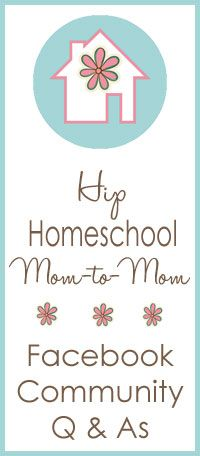 Announcing our New Facebook Community Discussions Page - Hip Homeschool Moms