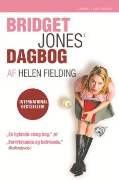 """""""Bridget Jones' Dagbog"""" af Helen Fielding. Første bog i serien om Bridget Jones, også kendt fra filmatiseringen med Renée Zellweger. Anbefalet i artiklen """"5 bøger du skal læse på storbyferien - eller når du vil drømme dig afsted"""" på DRs hjemmeside."""