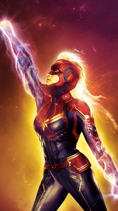 Wallpaper Samsung: Wallpaper Phone - Capitã Marvel Full HD - Captain Marvel My hero, wonderful Carol Danvers - Marvel Avengers, Marvel Fan, Marvel Heroes, Deadpool, Marvel Characters, Marvel Movies, Scarlet Witch, Thor, Miss Marvel