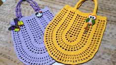 Crochet Tutorial Clothes Hooks 65 Ideas For 2019 Free Crochet Bag, Crochet Market Bag, Crochet Tote, Crochet Handbags, Crochet Purses, Crochet Capas, Clothes Hooks, Crochet Videos, Knitted Bags