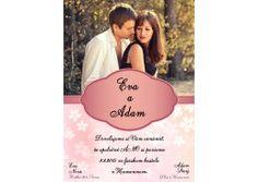 Svadobné oznámenie - SV027