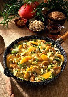 Unser beliebtes Rezept für Scharfe Currypfanne und mehr als 55.000 weitere kostenlose Rezepte auf LECKER.de.