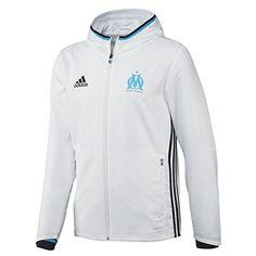 Adidas Olympique de Marseille Pre Jkt Veste pour homme  Une matière  agréable combinée aux meilleures technologies Adidas pour vous… Thomas ·  Survêtement 8c3dae3f687