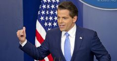 Questions remain about a meeting between Trump's new communications director and a sanctioned Russian investment firm.