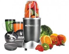 NutriBullet Reviews - juicer/blender/smoothies