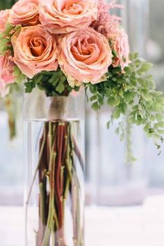 Classic Southern Wedding in Atlanta with Photos by Vue Photography – Heather and Marty Romantic Roses, Beautiful Roses, Fresh Flowers, Pretty Flowers, Happy Flowers, My Flower, Flower Art, Flower Power, Plum Pretty Sugar