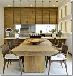 Love the Table Dining Room Floor, Home Interior Design, Kitchen Dinning Room, Dining Table Decor, Dining Table Design, Kitchen Interior, Interior Design Dining, Kitchen Remodel, Dinner Room