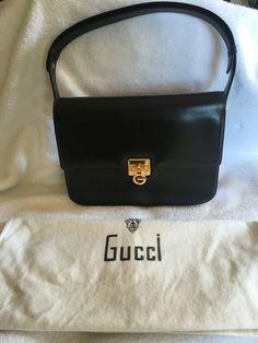 Vintage Gucci Handbags Purses