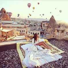 Hot air balloons...anyone know where this is?