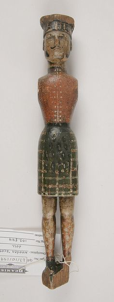 Peg Doll - Beamish Museum Collections by Beamish Museum, via Flickr