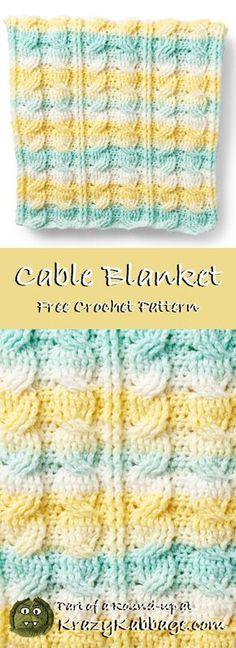 Peggy Peg Crochet 6er Set