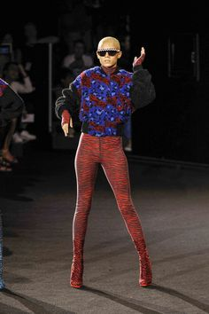 Kenzo x H&M Collaboration Collection Runway