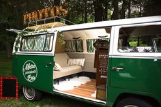 The Metro Photo Bus is a perfectly renovated 1971 Volkswagen Transporter Bus transformed into a mobile photo booth that is ready to show up to your next event. Lucy will bring the classic photo booth experience and endless fun to your party! #metrophotobu