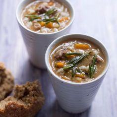 Brown Windsor soup with pearl barley with succulent stewed beef Tuck into this hearty and thick beef soup for a proper winter warmer Beef Soup Recipes, Chowder Recipes, Cooking Recipes, Marmite Recipes, Steak Recipes, Beef Barley, Barley Soup, Pearl Barley, Homemade Soup