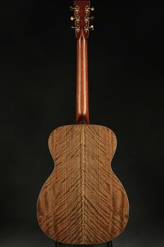 Bourgeois OM Wood Deluxe - Redwood/English Walnut | Reverb