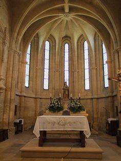 Church / Igreja Santa Maria do Olival, Tomar