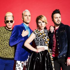 Neon Trees I've met them twice and I always forget to tell them how much they and their music means to me