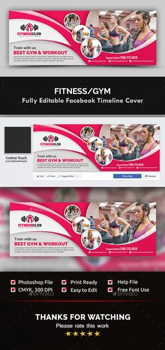 #Facebook Timeline Cover Templates - Facebook Timeline Covers #Social Media