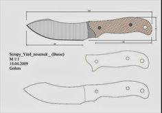 knife making equipment and supplies Cool Knives, Knives And Swords, Knife Template, Knife Making Tools, The Forger, Trench Knife, Knife Patterns, Diy Knife, Welding Table