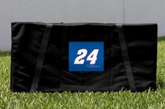 Cornhole Carry Case - NASCAR #24 Chase Elliott