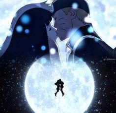 Lo que siento en mi interior es el más profundo amor, nada me importa más- Hoshi No utsuwa en español ❤️ #naruhina #naruto