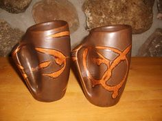 Poterie Laurentienne, Beaudin style mugs